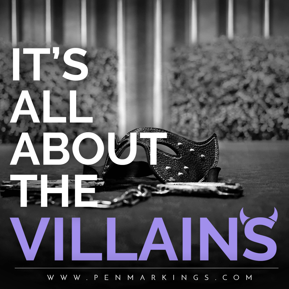 Its All About the Villains