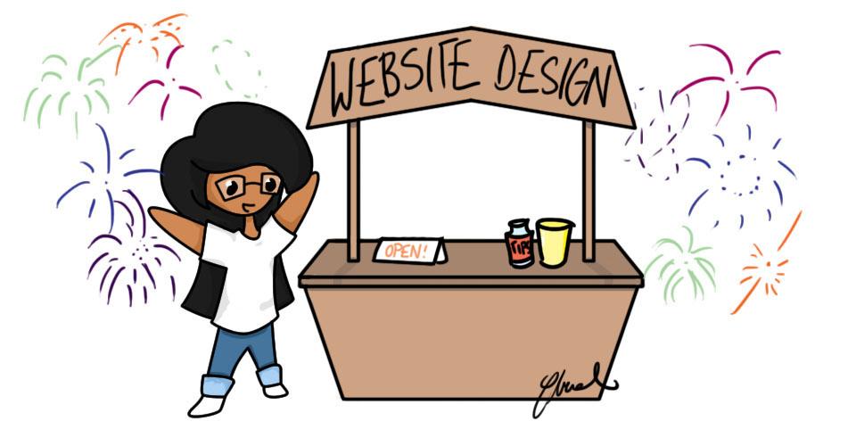 Web Design Shop w sig